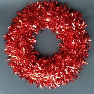 Lovely Red Wreath